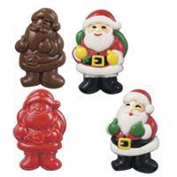 2115 1031 santa candy mold
