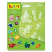 Baby Theme Push Mold