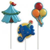 CIRCUS- Big Top Lollipop Mold