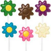 Dancing Daisy Flower Lollipop Mould