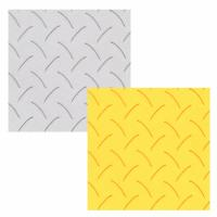 diamond plate impression mat large