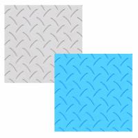 Diamond Plate Impression Mat - Small