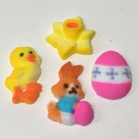 easter edible icing toppers