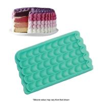 Fish Scale Texture Mat Silicone Mat