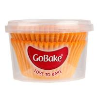 Orange Baking Cups - 72pack
