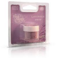 Lavender Drop Plain & Simple Dust