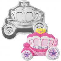 Princess Carriage Cake Pan Tin