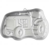 Tractor Cake Pan Tin