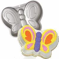 Butterfly Pan Tin